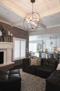 great light fixture! perfect for the entrance