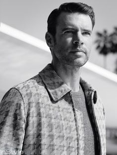Scott Foley is just too handsome.