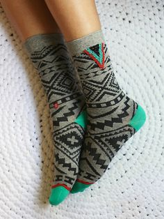 Free People Source Kingston Ankle Sock