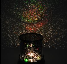 ENJOY THE MOMENT, with the Amazing Sky Star Cosmos Laser Projector Lamp Night Light, FREE SHIP $36.00 You save 67% off the regular price of $110.00Description: Bring the universe into your home – project a beautiful multi-colored starry sky on your walls and ceiling. Create a large, brilliant light show for your viewing entertainment – great for creating space or magical effects for children, or for a glittering ambient lighting effect for romantic couples or for parties...