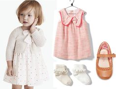 zara baby girls collection