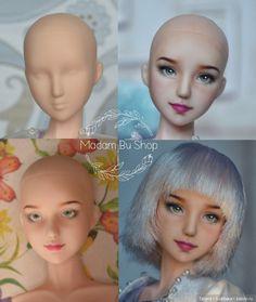 ООАК девушка Обитсу от Мадам Бу / ООАК игровых кукол / Шопик. Продать купить куклу / Бэйбики. Куклы фото. Одежда для кукол