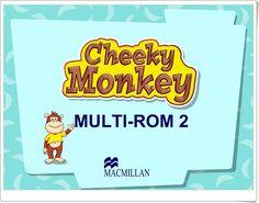 """""""Cheeky Monkey 2"""", de Editorial Macmillan, contiene actividades interactivas complementarias al material didáctico para Educación Infantil de 5 años."""