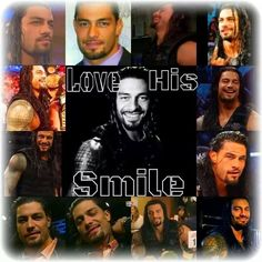 Roman Reigns collage