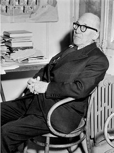 Le Corbusier - Architect, Visionary and avant-gardist - THONET: 209 The favorite chair of architects
