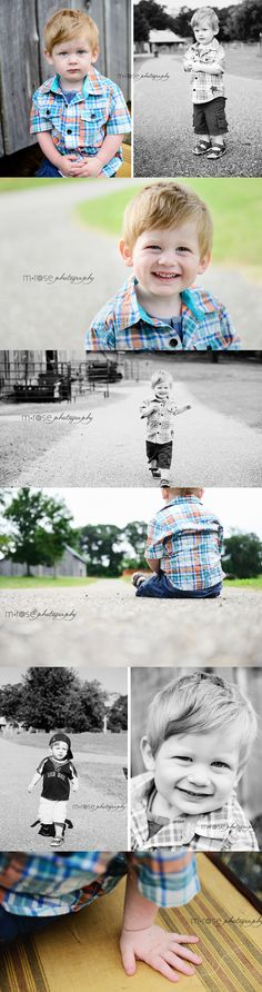 1 year-old boy | M Rose Photography