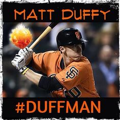 5/12 Matt Duffy was 3 for 4 with 5 RBI's...