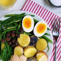 Easy Salad Niçoise