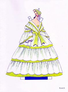 SOUTHERN BELLE BALL GOWNS (Época) - FAFASHIONED - Picasa Web Albums