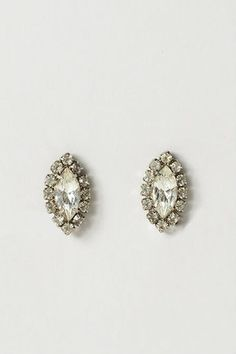 The Marquis Maiden Earrings from Beloved Vintage Bridal.