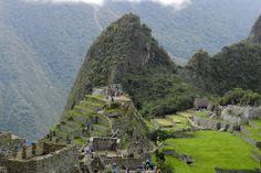 Ciudad Inka de Machupicchu o Machu Picchu Peru Intihuatana 01