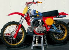 #3: 1978 Maico - This is why I love Maicos...