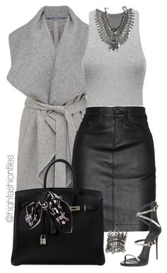 """""""Untitled #1879"""" by highfashionfiles ❤ liked on Polyvore"""