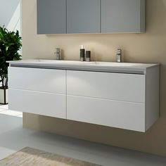 PICASSO 1500 VANITY – Kalessi Bathroomware