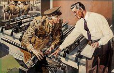 https://flic.kr/p/xptan1 | 1941 ... it goes here! | artist - Albert Dorn
