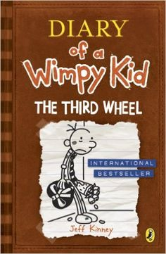 Diary of a wimpy kid the long haul by jeff kinney finished the third wheel diary of a wimpy kid book 7 amazon solutioingenieria Images
