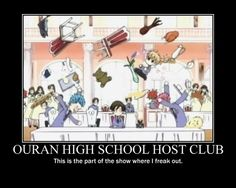 Ouran High School Host Club nerdly-activities-of-mine