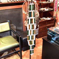 In my shop, the belt in situ !