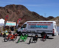 Pedego Henderson at Lake Mead National Recreation Park