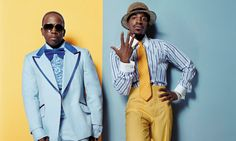 We'll feature OutKast in an upcoming episode of ATL Flashback.