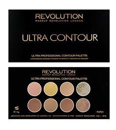 Makeup Revolution - Ultra Contour Palette