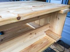 det Garden Planter Boxes, Entryway Tables, Wood, Outdoors, Furniture, Home Decor, Gardens, Woodworking Projects, Garden Deco