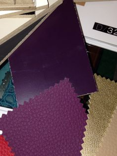 Muestras de color para cabecero y mobiliario de habitación