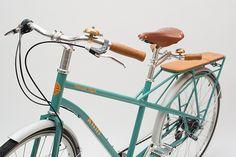 Bike with kids, cargo, or both!  Get Inspired with KINN Bikes @ Kickstarter