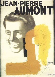 Paul Colin Jean-Pierre Aumont (Affiche / Poster) 1935