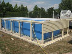Intex Above Ground Pool Decks deck ideas for intex above ground pools | decking for swimming