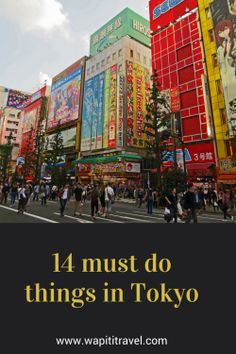 Tokyo has so much to offer and there are just so many thing to see and to. Here you will find the best thing to do in Tokyo #Japan #tokyo #thingsToDoTokyo
