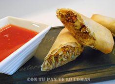 Con tu pan te lo comas: ROLLITOS DE PRIMAVERA