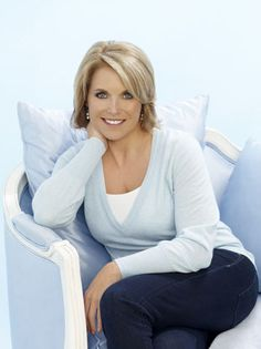 Katie couric fakes thought differently