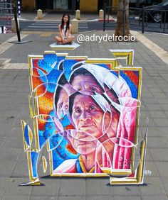 "#3D by #adrydelrocio ""Ultimately we are all alike"" Al final somos nosotros mismos www.adrydelrocio.art"