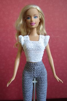 Fashion Doll/Barbie Office Ensemble by MCraftCreations