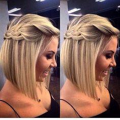 Mittellanges Haar langweilig? Aber nein! Diese 12 mittellangen Frisuren lassen dein Herz höher schlagen …. - Neue Frisur