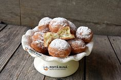 Fluffy donuts fasting recipe, cheap and simple recipe Beignets, Donuts, Vegan Blogs, Pretzel Bites, Summer Recipes, Deserts, Muffin, Easy Meals, Youtube