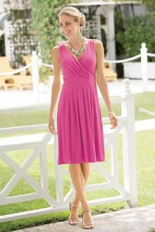 Chadwicks Bridesmaids Empire Line Dresses