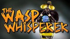 """Freaky Friday VLOG """"The Wasp Whisperer"""""""