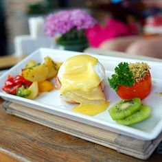 It's a good day to have a good breakfast..  Image by our guest @yongyen88