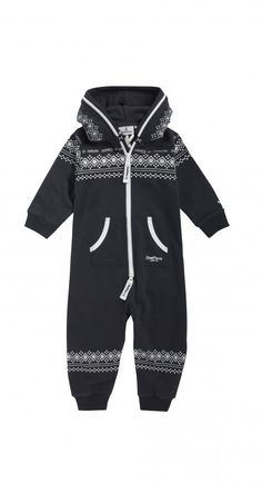 @OnePiece Baby Jumpsuit Lusekofte