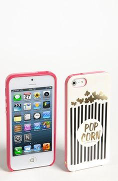 kate spade new york 'popcorn' iPhone 5 case | Nordstrom