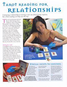 Tarot reading for relationships