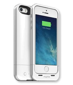 Mophie Juice Pack Air for iPhone 5/5S: Phone Cases | Free Shipping at L.L.Bean