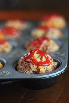 Too Old for Comfort? (Recipe: Diner Meat Loaf Muffins) | Dine and Dish
