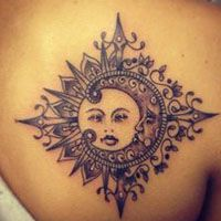 We've all seen tattoos of various designs, styles, sizes, shapes and colors.  Aside from the fact that tattoos can be removed by lasers, surgery and other methods, they are quite permanent.  Most people have very specific reasons for