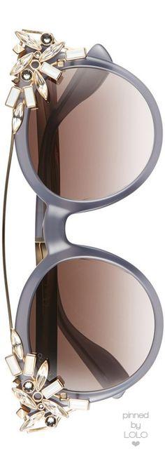 Jimmy Choo 'Vivy' 51mm Sunglasses | LOLO❤