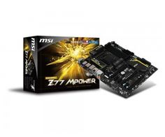 MSI Z77-MPOWER S1155 ATX Motherboard
