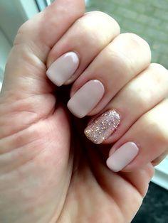 Nail Art Tips Ny Lak Og Glimmer