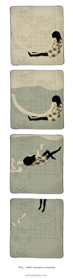 Park Jung Eun #illustration / http://parkjungeun.com